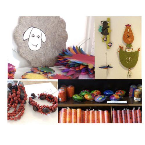 Collage Kunsthandwerk 4.001