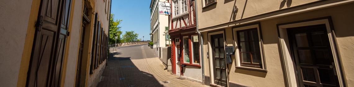 Weltladen Limburg Außenansicht