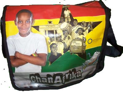 Bildungstasche Ghana