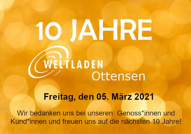 10 Jahre Weltladen Ottensen