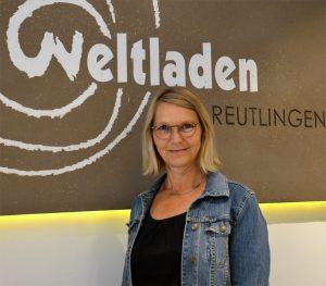 Anette Scholz, Ladenleitung